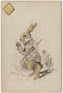 An image of the Mad Matter from Alice in Wonderland