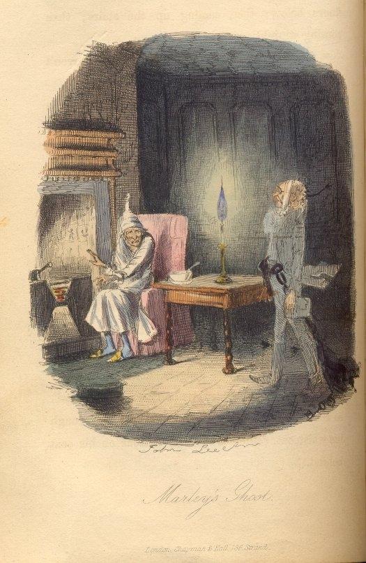 Dickens in Birmingham – The Iron Room