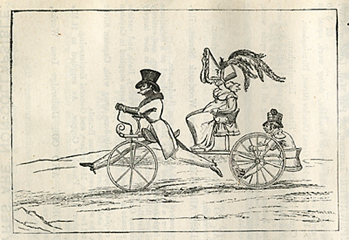 19th century bicycle