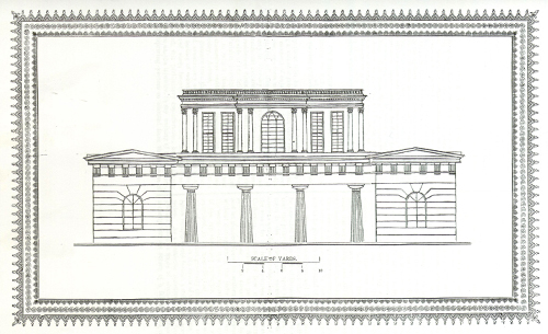 Marriage Hall Front Elevation Images : Brigwin the iron room page