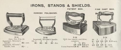 Fletcher Hardware Trade Catalogue