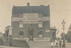 The Villa Cross Inn, Handsworth