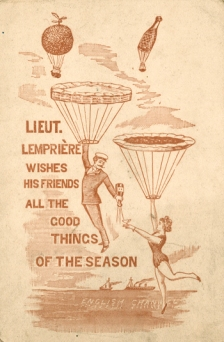 Lempriere's Christmas Card