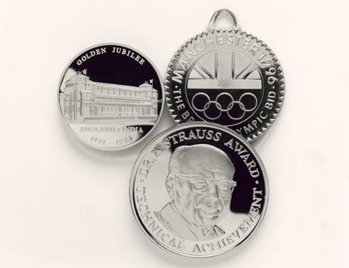 Birmingham Mint Medals