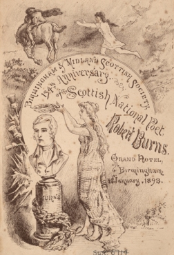 Burns' Night Programme