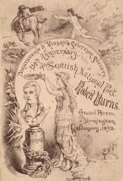 Burns' Night Programme