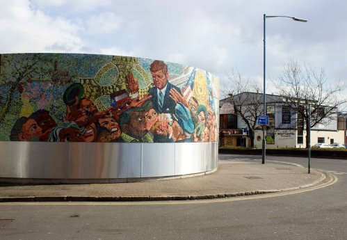 Kenedy Memorial, Digbeth. Courtesy of Tom Ranahan.
