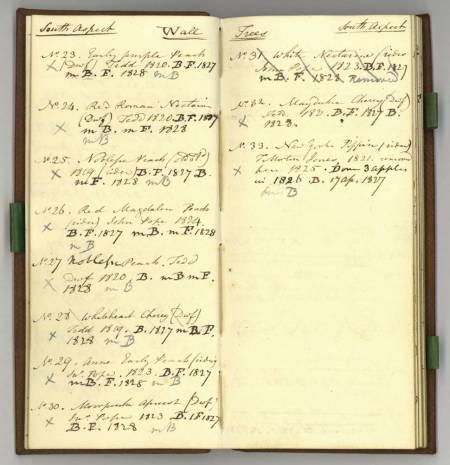 James Watt jnr notebook