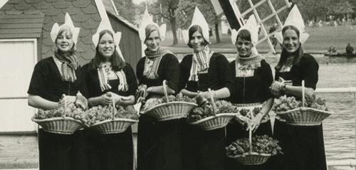 Tulip Festival, Cannon Hill Park