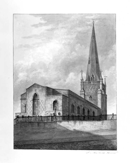 St Martin's Parish Church, Birmingham