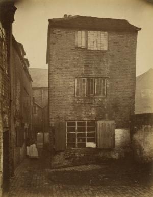 2 Thomas Street, No. 9 Court, 1875. [LS2/100]