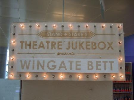 Wingate Bett Jukebox