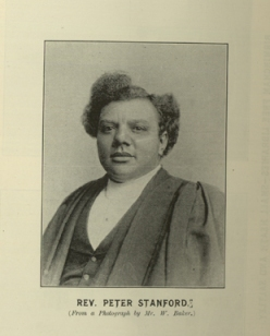 The Reverend Peter Stanford