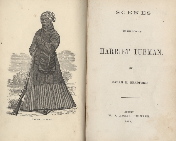 Scenes in the Life of Harriet Tubman ref A 326.92