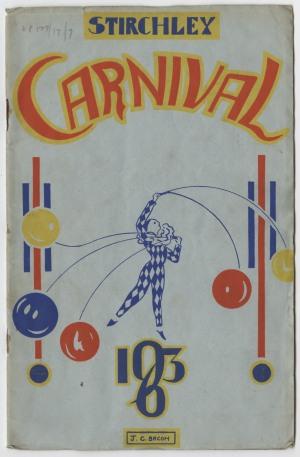 Stirchley Carnival [EP 107/17/7]