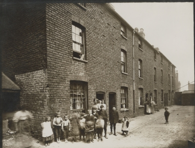 Hospital Street, Court 17, children living in poverty in Birmingham