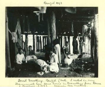 ir Benjamin Stone, Women Lacemakers, Forest Dwelling, Brazil, 1893web
