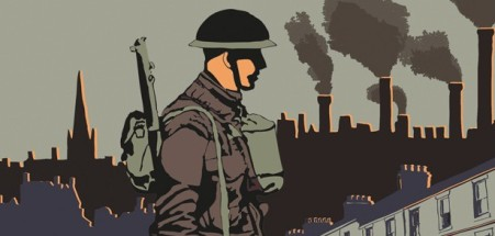 """Birmingham Remembering 1914-18"""