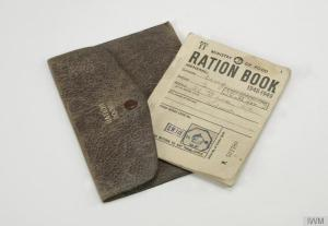 Ration Book dated 1948-1949. © IWM (EPH 1751)