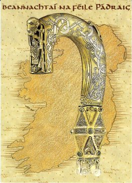 MS 4672 Clonmacnoise Crozier An Post