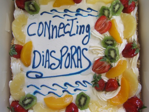 Connecting Diasporas Cake (2006) MS 4786