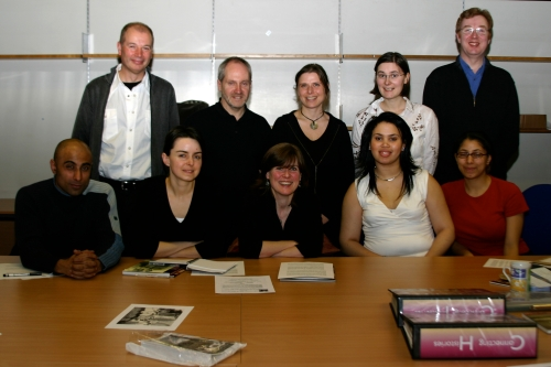 Connecting Histories Team (2005) MS 4786