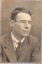 George Henry Bonner  (Photo courtesy of Fintry Trust Executors)