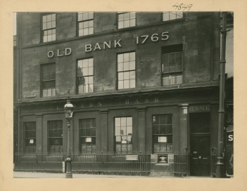 Exterior of Lloyds Bank, High Street, Birmingham [WK/B11/134]