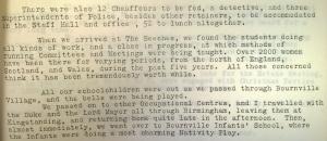 MS 466-438 Tues 20-12-1938 Eliz Cadbury account of visit to Beeches p2