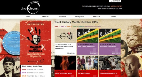 The Drum - The UK's Premier Intercultural Arts Centre