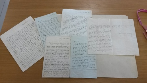 Mendelssohn letters [MS 1292/5/2]