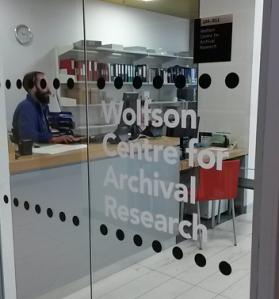 Wolfon Centre