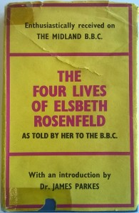 'The Life of Elsbeth Rosenfeld' from Charles Parker's library (ref MS 4000/4)
