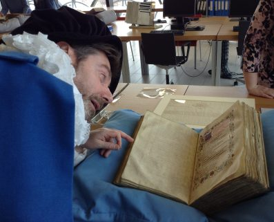 William Shakespeare - searching for ancestors in the Guild Book of Knowle