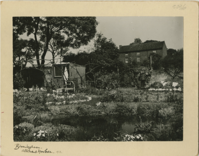 WK-M6-49 Moorgreen allotments 1933