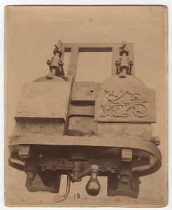 Item from James Watt's workshop [MS 3147/31/7]