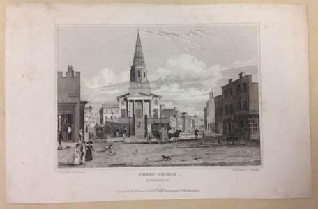 Christ Church, New Street [MS 1666]