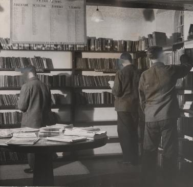 H.M. Prisons, Winson Green, Prison Library [WK/W16/123]