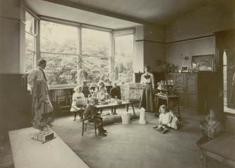 The People's Free Kindergarten, Greet, 1904 (ref MS 4095)