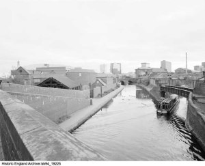 location view from south west the roundhouse west midlands birmingham birmingham © Crown copyright. Historic England Archive