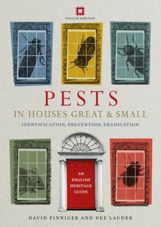 Cover image of 'Pests in Houses Great & Small' by David Pinniger and Dee Lauder